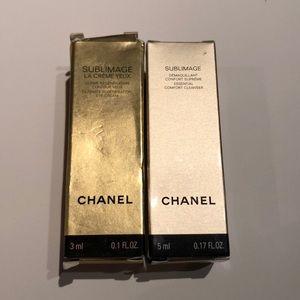 CHANEL Makeup - Chanel Sublimage sample set